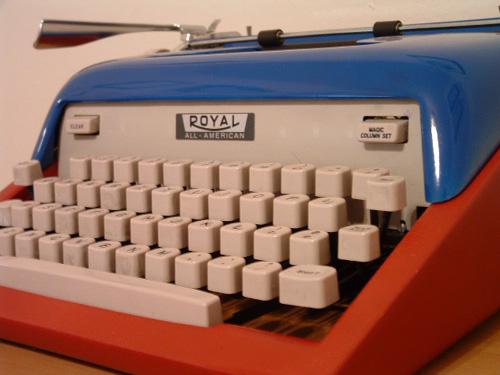Royal All-American typewriter 3