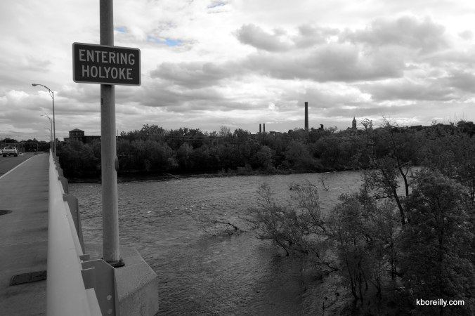 Entering Holyoke.